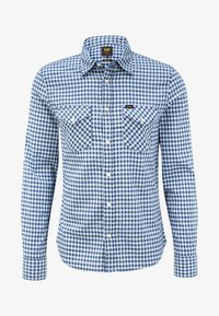 Lee - Skjorta - washed blue - 5