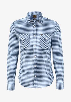 Shirt - washed blue