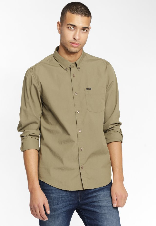 Shirt - utility green