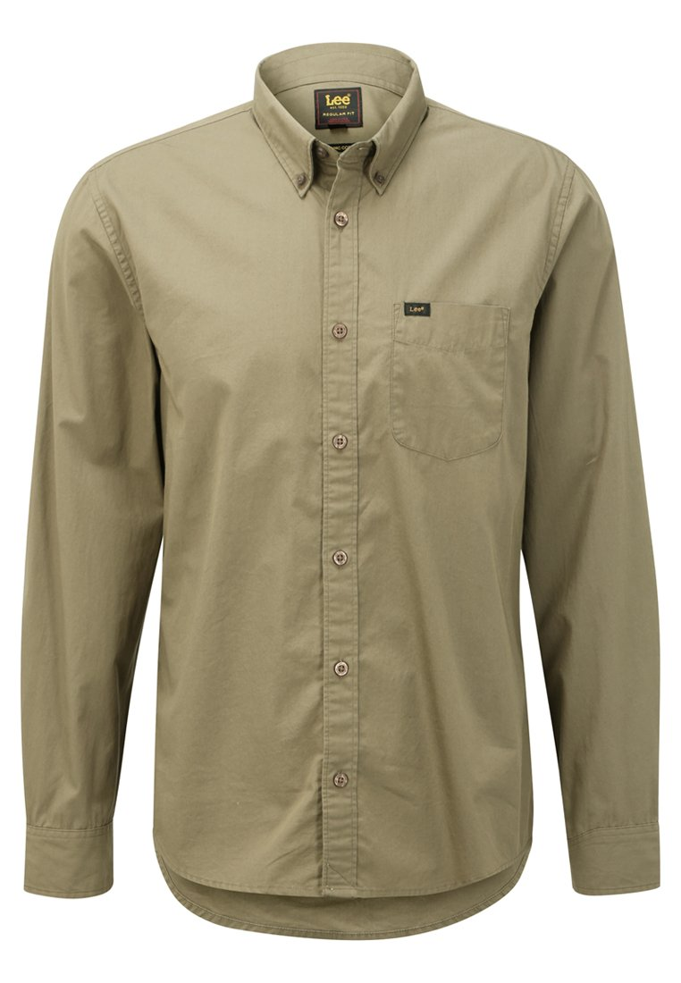 Lee Chemise - utility green