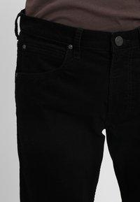 Lee - DAREN ZIP FLY - Pantalon classique - black - 3