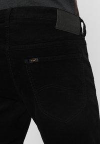 Lee - DAREN ZIP FLY - Pantalon classique - black - 5