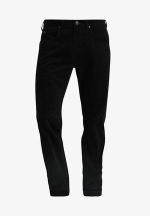 DAREN ZIP FLY - Kalhoty - black