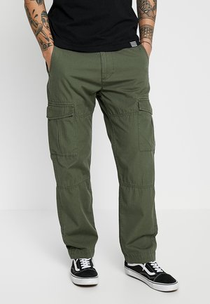 FATIGUE PANT - Pantaloni cargo - khaki
