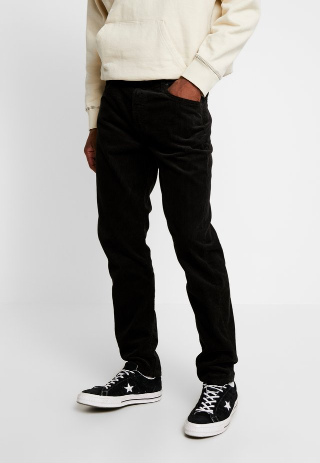 AUSTIN - Trousers - black