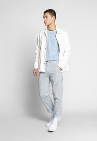 Lee - CARPENTER - Jeans baggy - summer wash - 1
