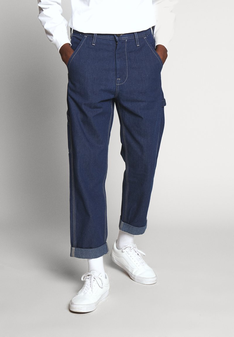 Lee - CARPENTER - Jeans relaxed fit - dry