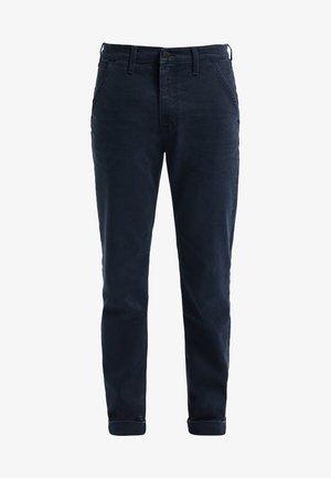 AUSTIN - Jeansy Straight Leg - blue denim