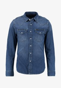 Lee - WESTERN SLIM FIT - Chemise - blue stance - 5