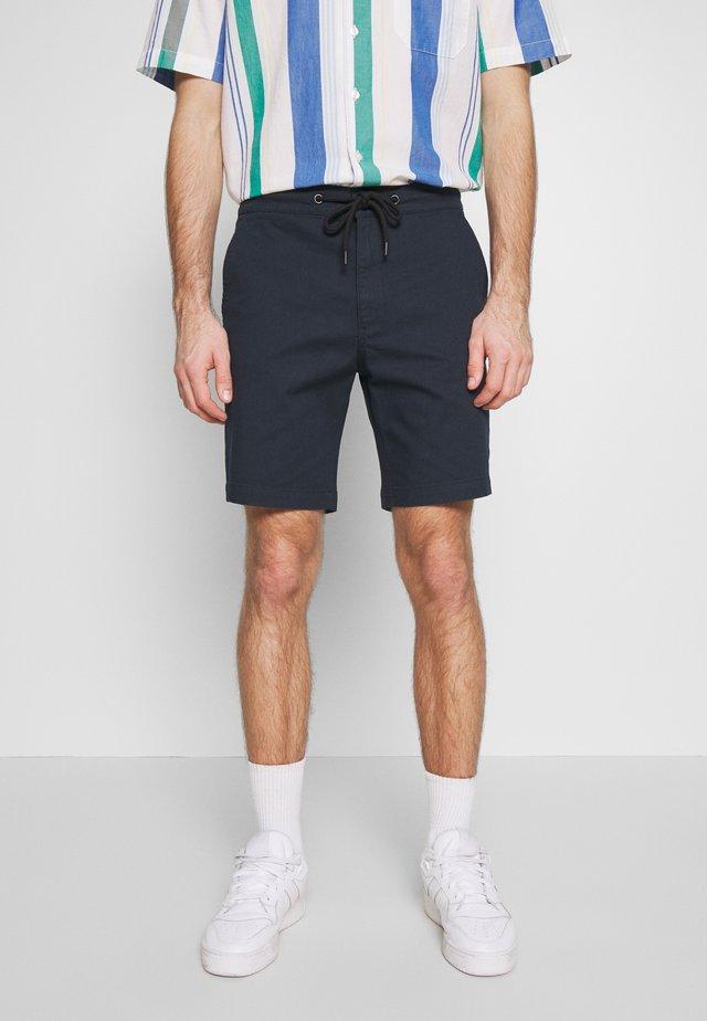 DRAWSTRING  - Shorts - dark navy