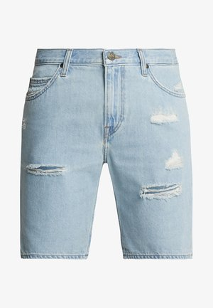 RIDER - Denim shorts - cloudy