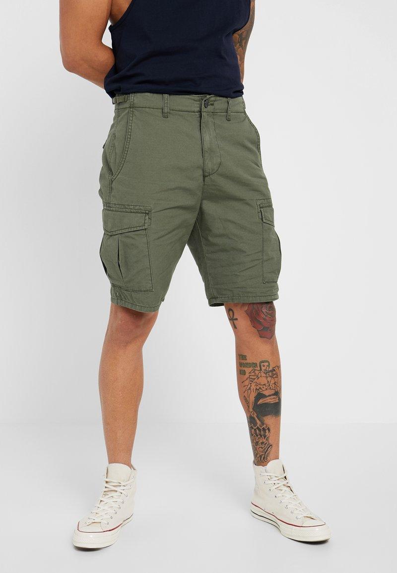 Lee - FATIGUETS - Shorts - khaki