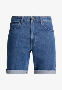 Lee - PIPES - Jeansshort - tic - 4