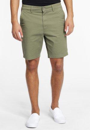 Shorts - lichen green