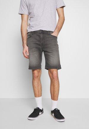 RIDER - Jeansshorts - back denim