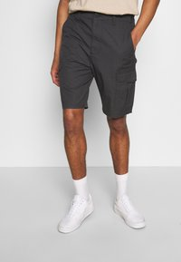 Lee - FATIQUE  - Shorts - steel grey - 0