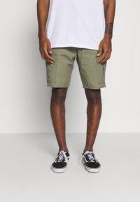 Lee - FATIQUE  - Shorts - lichen green - 0