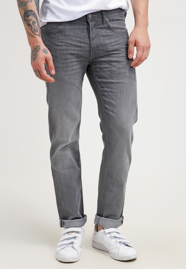 DAREN  - Jeans straight leg - storm grey