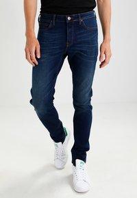 Lee - MALONE  - Skinny džíny - bright blue - 0