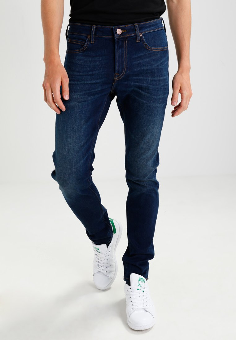 Lee - MALONE  - Jeans Skinny Fit - bright blue