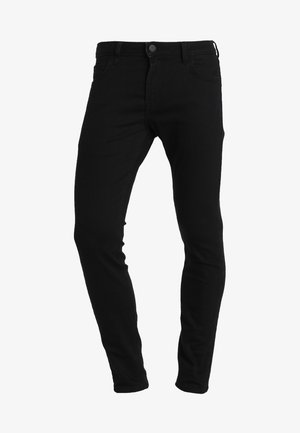 MALONE  - Jeansy Skinny Fit - black rinse