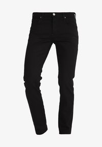 Lee - DAREN - Straight leg -farkut - clean black - 5