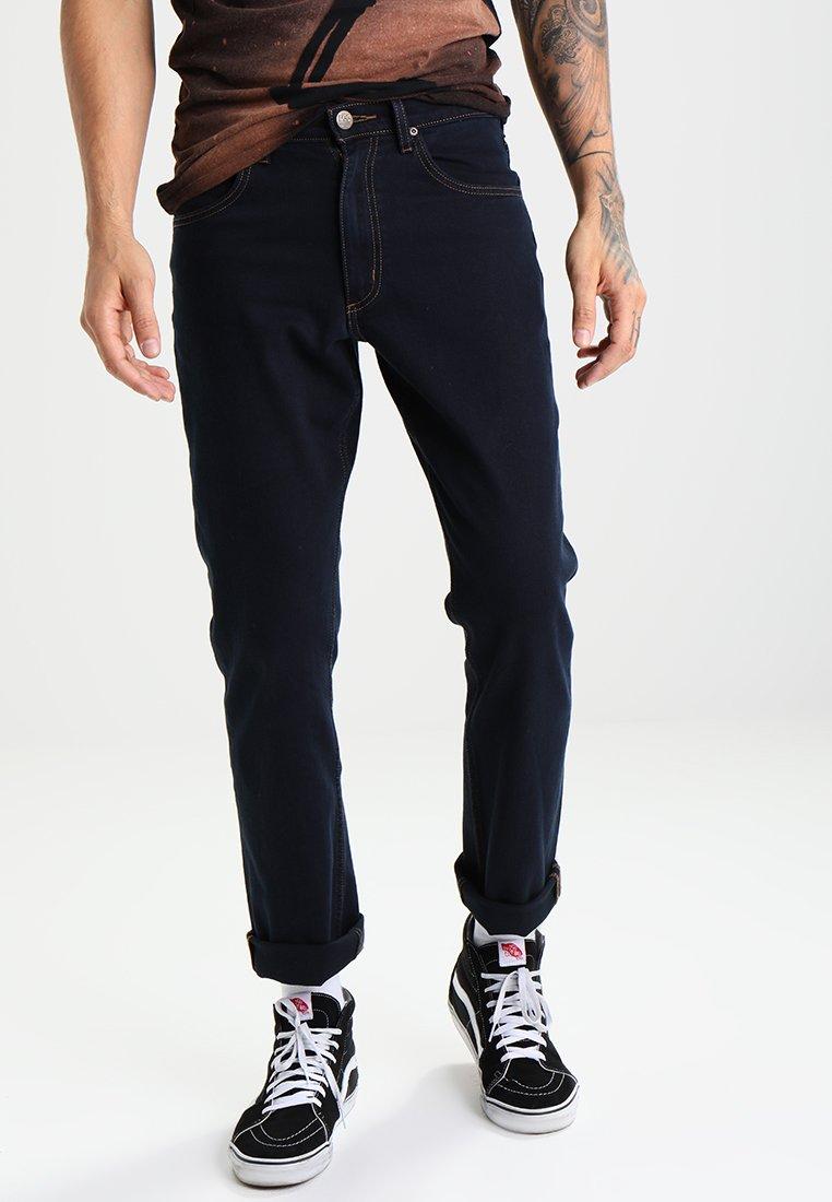 Lee - BROOKLYN STRAIGHT - Jeans Straight Leg - blue black