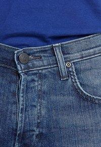 Lee - DAREN - Jeans straight leg - banshee worn - 4