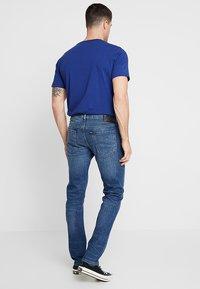Lee - DAREN - Jeans straight leg - banshee worn - 2
