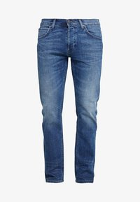 Lee - DAREN - Jeans straight leg - banshee worn - 5