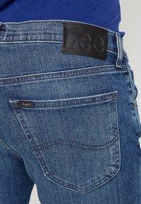 Lee - DAREN - Jeans straight leg - banshee worn - 6