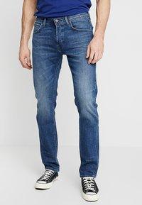 Lee - DAREN - Jeans straight leg - banshee worn - 0
