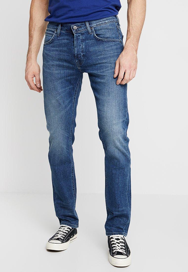 Lee - DAREN - Jeans Straight Leg - banshee worn