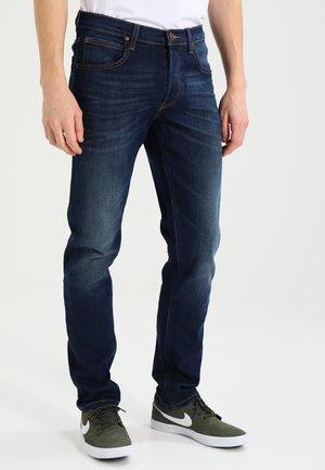 DAREN - Straight leg -farkut - bright blue