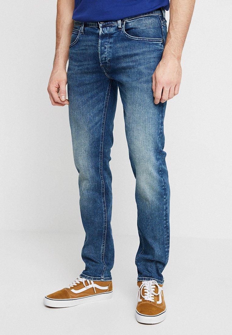 Lee - DAREN - Jeans Straight Leg - blue fuel