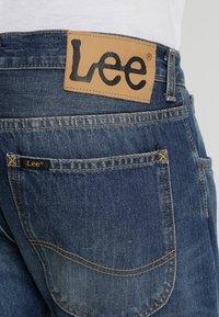 Lee - DAREN - Jeans straight leg - stonewash - 5