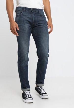 DAREN  - Jeans straight leg - dark worn blue