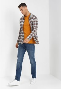 Lee - DAREN ZIP FLY - Jeans Straight Leg - time out - 1
