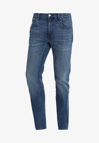Lee - DAREN ZIP FLY - Jeans Straight Leg - time out - 4
