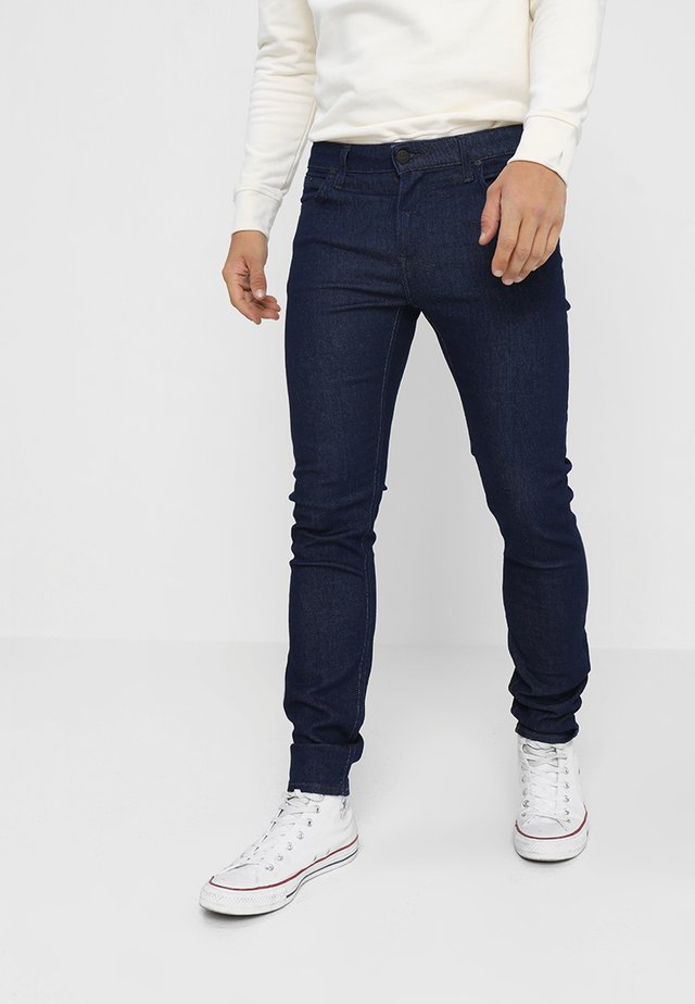MALONE - Jeansy Slim Fit - rinse