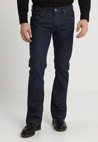 Lee - TRENTON - Jeans Bootcut - rinse - 0