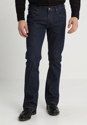 TRENTON - Jeans bootcut - rinse