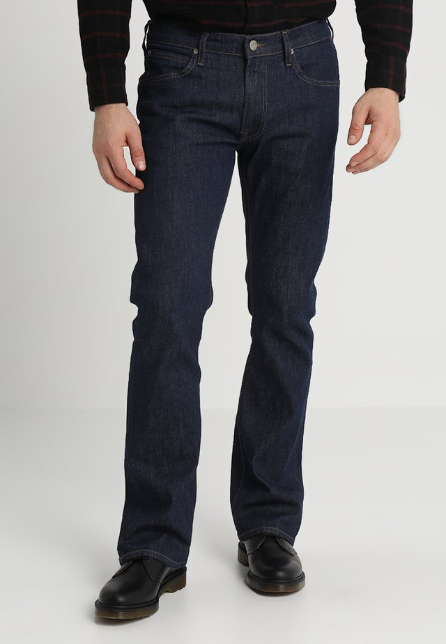 TRENTON - Jean bootcut - rinse