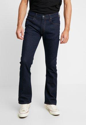 TRENTON - Bootcut jeans - rinse