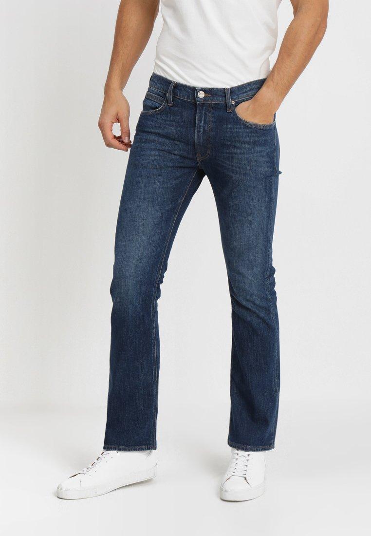 Lee - TRENTON - Jeans Bootcut - blue base