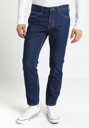 RIDER WORKER - Straight leg jeans - rinse