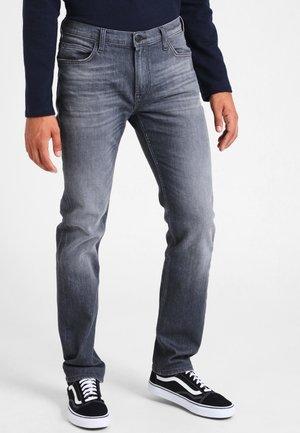 RIDER - Jean slim - grey denim