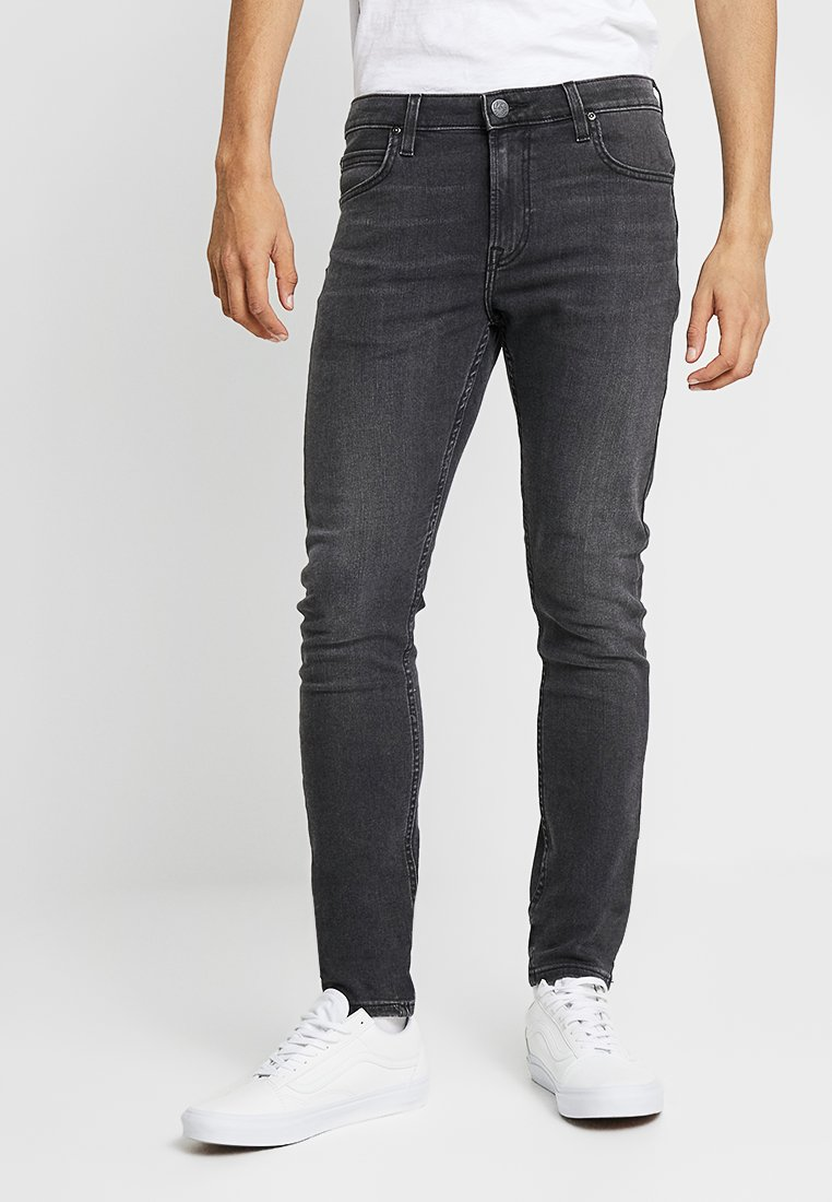 Lee - MALONE - Jeans Skinny Fit - washed black