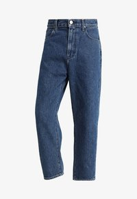 Lee - GRAZER - Jeans relaxed fit - get dark - 4