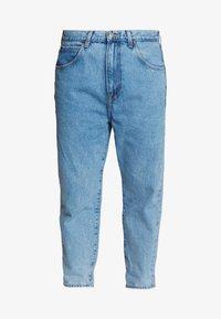 Lee - GRAZER - Jeans baggy - light-blue denim - 4
